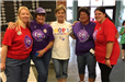 Legislator Anker Attends Annual Rocky Point Relay for Life