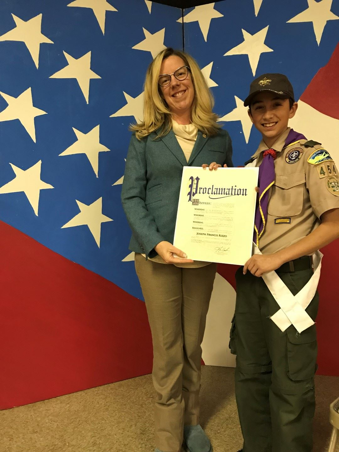 Legislator_Hahn_Recognizes_Eagle_Scout_Joseph_Rizzo