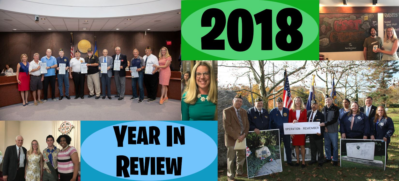 2018 Year In Review Collage Photo Top