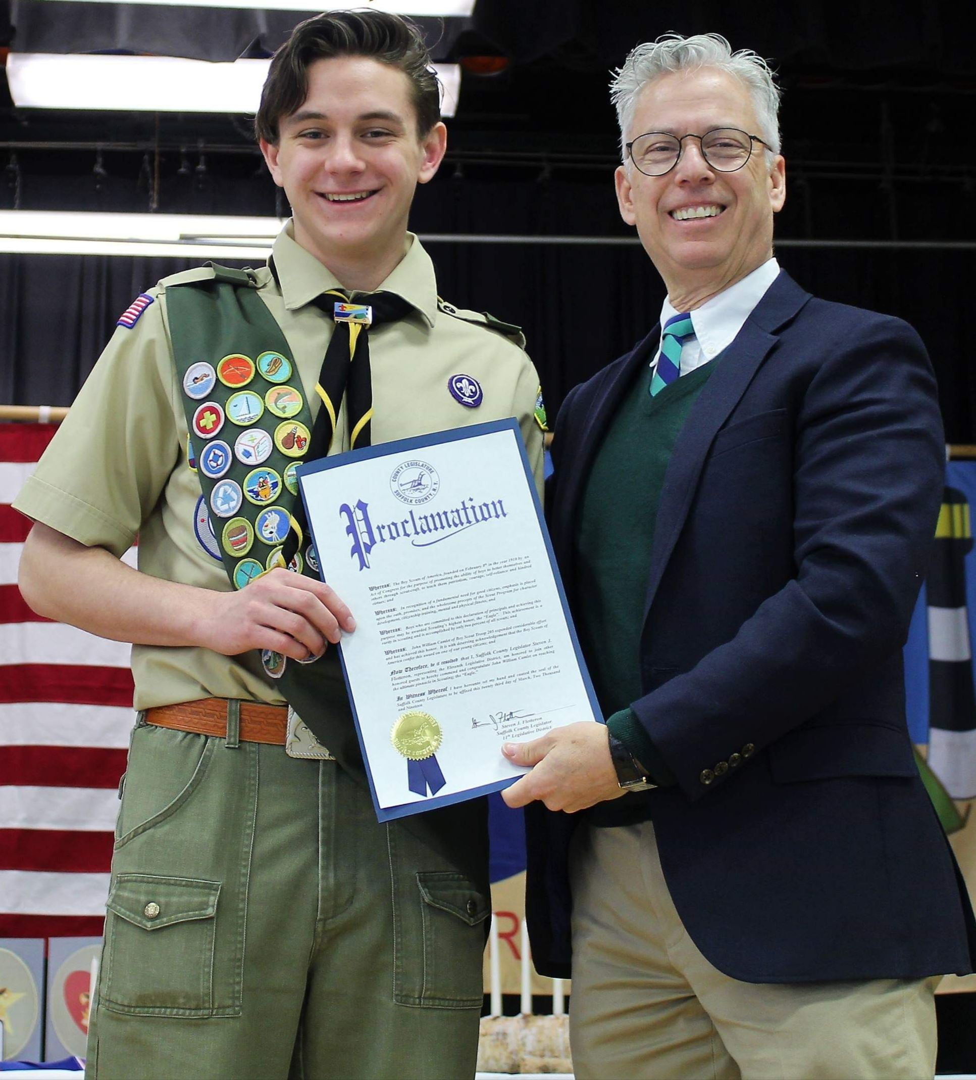 Eagle Scout Camlet