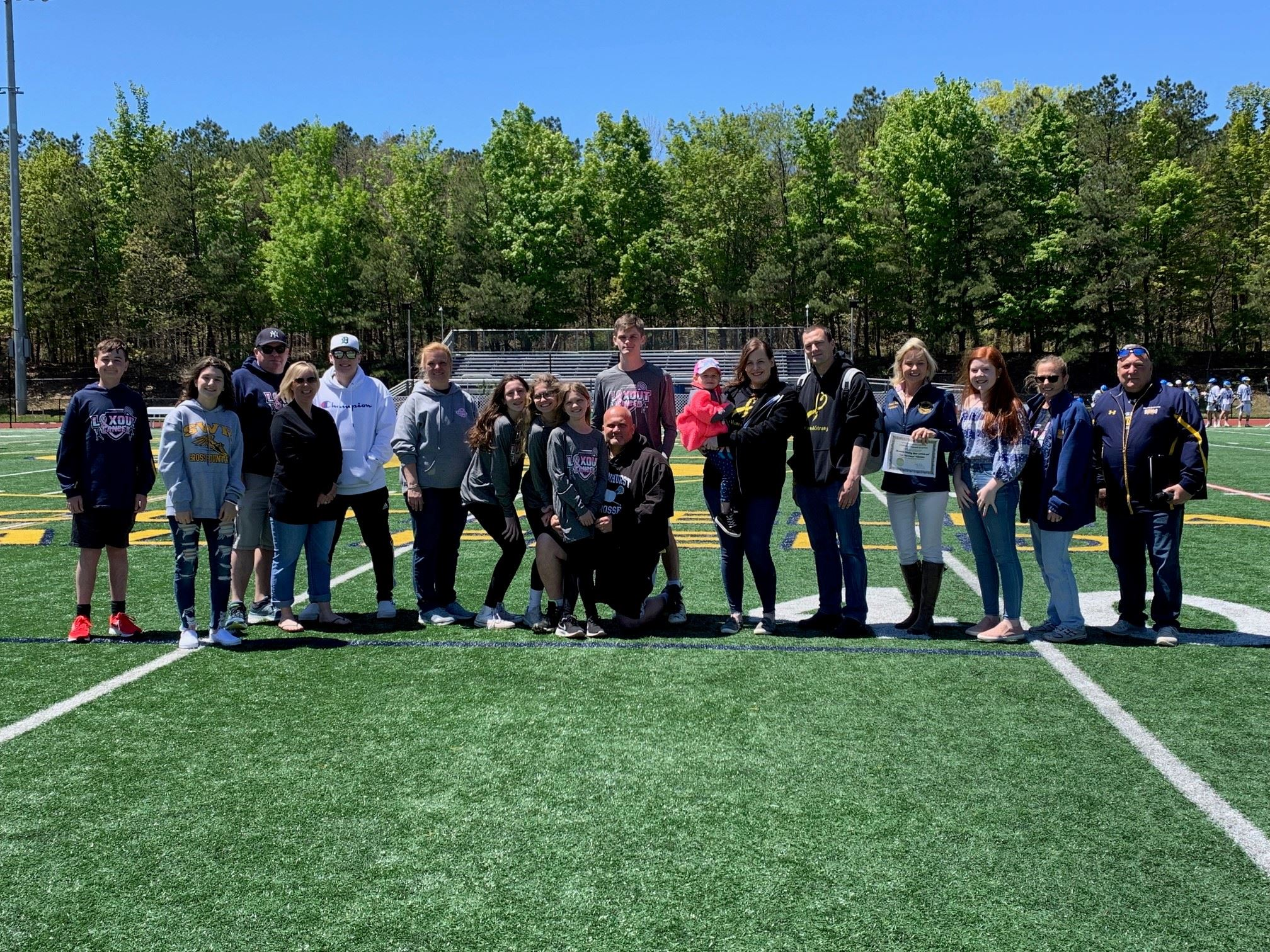 Lax Out Cancer 2019
