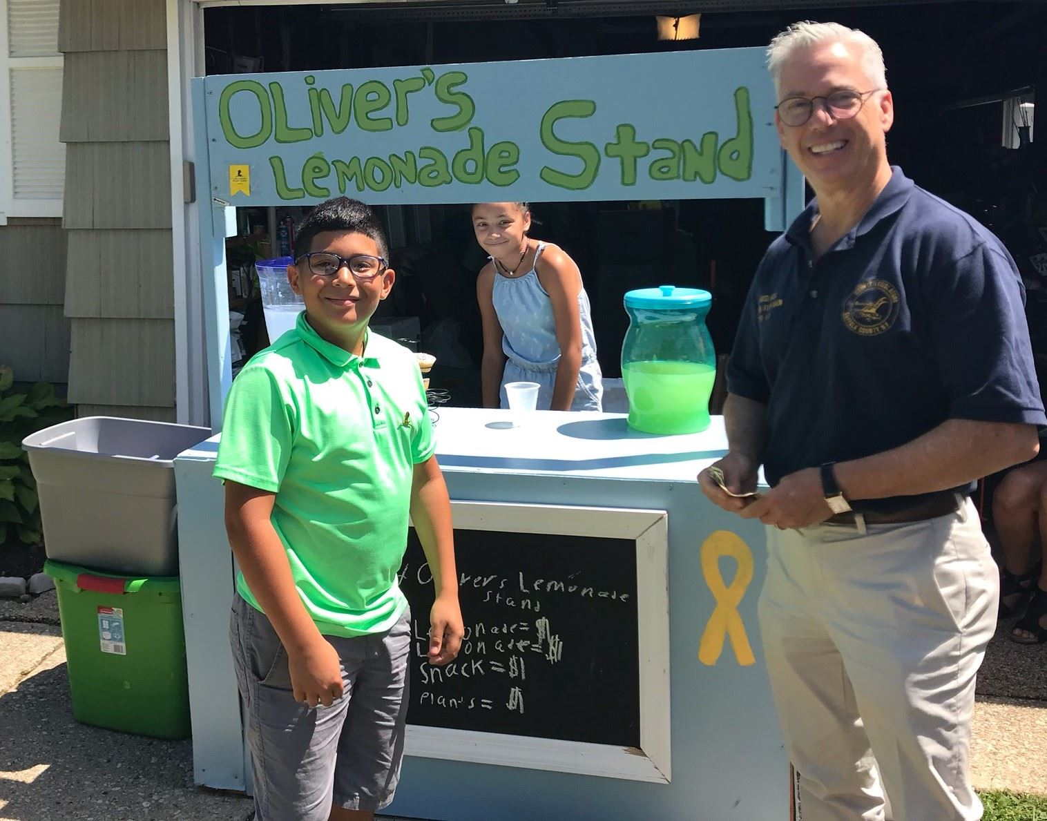 Olivers Lemonade Stand