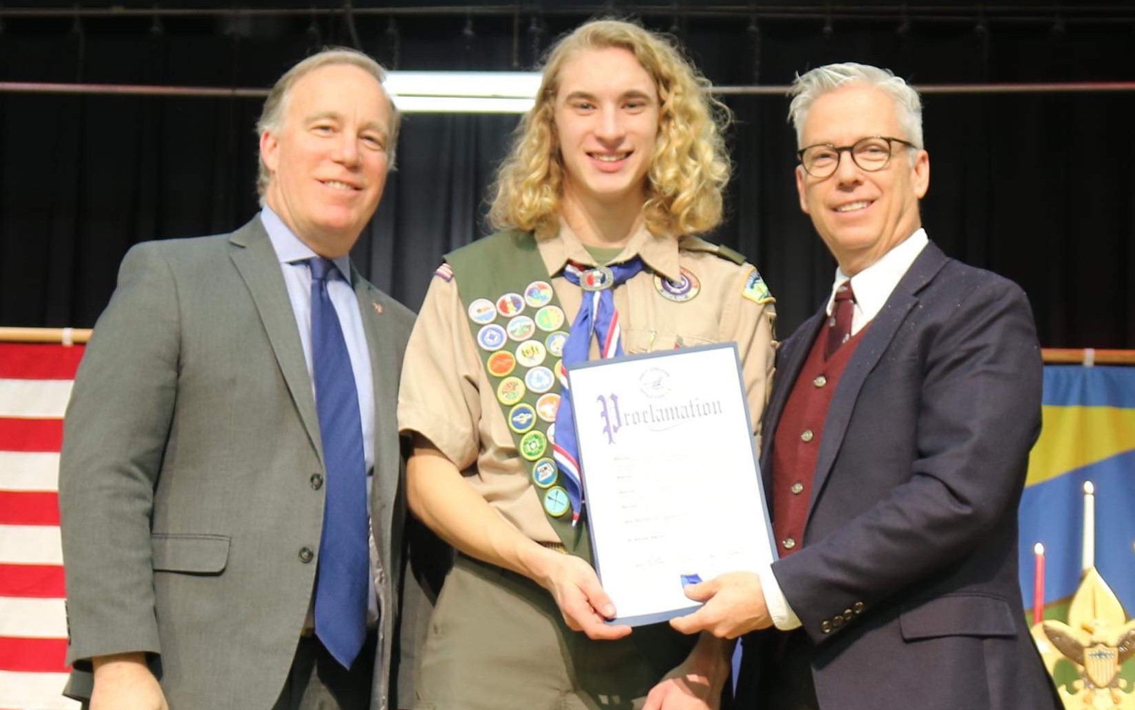 Eagle Scout Conzo